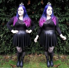 15 curvy babes who never quite outgrew their Hot Topic phase | Revelist