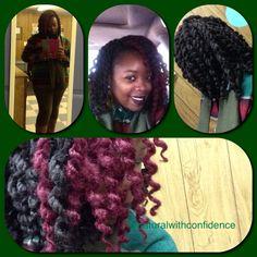 #crochet #havana twists