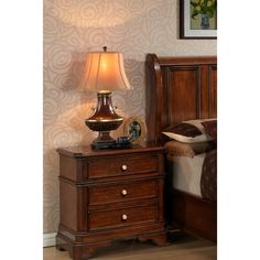 You'll love the Bayliss 3 Drawer Nightstand at Wayfair - Great Deals on all Furniture products with Free Shipping on most stuff, even the big stuff.