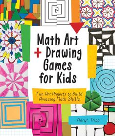 Amazing Math Art Projects for Kids. The best ideas that combine math and art. Check out this mega list of math art projects for kids! These hands-on activities will make any lesson fun! Teach Beside Me Cool Art Projects, Stem Projects, Science Projects, Projects For Kids, School Projects, Math Art, Fun Math, Math Games, Easy Math