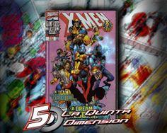 X-MEN # 80  EDICIÓN ESPECIAL DE 64 PÁGINAS Y PORTADA CROMADA. $ 100.00 Para más información, contáctanos en http://www.facebook.com/la5aDimension