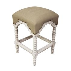 Abacus stool--Chintz and Company