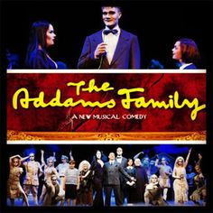 The Adams Family.  This show was amazing.  The costumes and staging deserve some awards.  Not for children under 13.