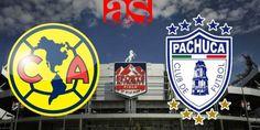 Ver América vs Pachuca EN VIVO Online Amistoso Pretemporada Liga MX 2016