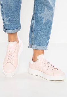 Lage sneakers adidas Originals STAN SMITH BOLD - Sneakers laag - ice pink/white roze: € 87,95 Bij Zalando (op 28/10/17). Gratis verzending & retournering, geen minimum bestelwaarde en 100 dagen retourrecht!