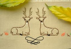 Hand embroidery patterns embroidery pattern di NaNeeHandEmbroidery