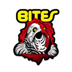 BITES STICKER