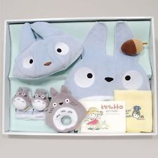 My Neighbor Totoro Baby Gift Set Foot Toy k_1736 Brand New!!