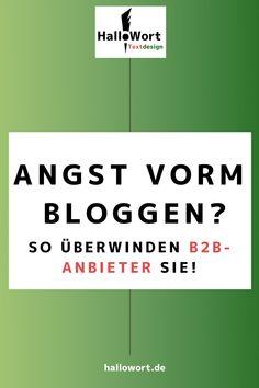 Angst vorm Bloggen kennen wir vermutlich alle, oder? Nicht nur in der Anfangsphase kostet es manchmal Überwindung, auf den Veröffentlichen-Button zu drücken. Glücklicherweise gibt es Tipps & Lösungsansätze gegen das Grummeln im Bauch. Hier lesen Sie mehr dazu! 5 Sos, Content Marketing, Storytelling, Hello Word, Blogging, Good Ideas, Reading, Tips, 5sos