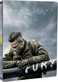 Fury [Blu-ray] [Steelbook]: Amazon.fr: Brad Pitt, Shia LaBeouf, Logan Lerman, Michael Peña, Jon Bernthal, Jim Parrack, Jason Isaacs, David Ayer: DVD & Blu-ray