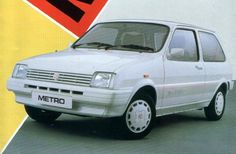 MG Metro Turbo. Possibly could have been good, if its humble beginnings hadn't been so bad
