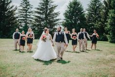 Mann & Wife Photography - Ohio Wedding