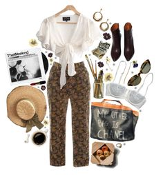 """just like honey"" by lucyymoriartyy ❤ liked on Polyvore"