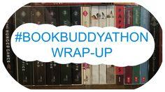 #BookBuddyAThon WRAP-UP