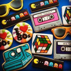 Sweet-T-cakeS - 80's cookies