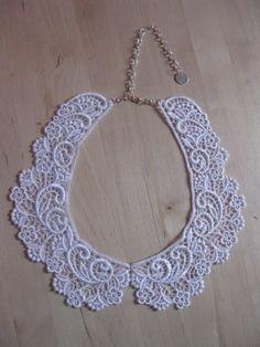 Pearl Collar Necklace - Fashion Diva Design