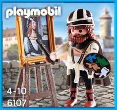 playmobil renacimiento Durero