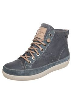 Panama Jack MABEL - High-top trainers - napa marino for £120.00 (10/05/15) with free delivery at Zalando