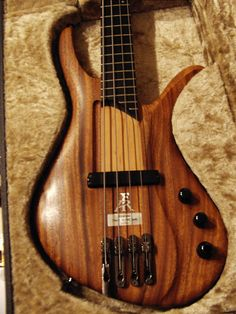 When I will have a bass, ... Ibanez AFR (Affirma made by Rolf Spuler) ... maybe a 5. ; ))