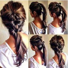Hair Tutorial | Diy Hair | Hair Styles Hello adorable easy hair!!!