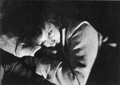 French writer Colette, 1930 // Germaine Krull