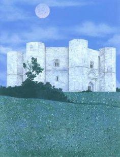 Castel del Monte, tavola di Ilaria Caputo