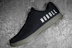 The NOBULL Trainer, a training shoe that's all bite and no bark. Run, jump, lift and climb like a ninja in these multi-purpose workout shoes. The Trainer is the most comfortable training shoe on the market. Crossfit Shoes, Workout Shoes, Workout Gear, Womens Training Shoes, Cross Training Shoes, Nobull Shoes, Best Looking Shoes, Mens Trainers, Designer Shoes