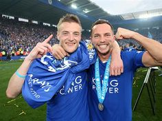 Gallery: Leicester City 3 Everton 1