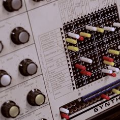 Cool Hunting Video: Mark Mothersbaugh's Synth Collection: A glimpse into electronic music's beginnings and the future of the artistic process with the legendary DEVO frontman