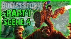 Bulletstorm Limited Edition Pc   Part 1  Kill The Boss Before Escape   Scene 4