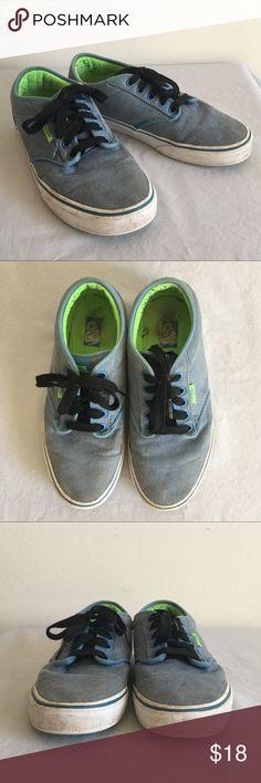 d4d0ace325 Vans Lo Pro. Vans Lo ProNeon GreenVans ShoesShoes SneakersLight BlueLoafers  ...