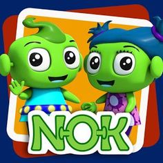 Learn to Read Nok-Syllables helps kids practice reading skills with cute alien friends
