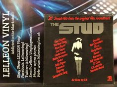 The Stud OST Soundtrack LP Album RTD2029 Film 70's Gatefold 20 Tracks Music:Records:Albums/ LPs:Soundtracks/ Themes:Film