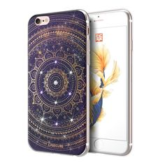 CASECUBE for iPhone 6s/6 Flash Powder Blue ray IML Rhinestone Soft TPU Case for iPhone 6 s 4.7 inch TPU Bag Cover Bohemia Style-in Phone Bags & Cases from Phones & Telecommunications on Aliexpress.com | Alibaba Group