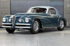 Alfa Romeo 6C 2500 SS Super Sport Berlinetta Touring Superleggera (1948)