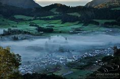 Furnas in the morning...S.Miguel, Azores
