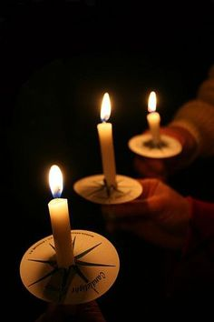 Christmas Eve Candlelight services are some of the most moving services all year for me.