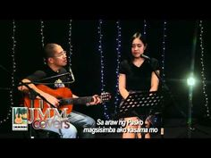 ANG AKING PASKO  featuring Ma-an and Paolo Paculan  music & lyrics by Jandi Arboleda Music Ministry, Lyrics, Songs, Cover, Youtube, Song Lyrics, Song Books, Youtubers, Youtube Movies