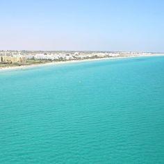 Zone touristique du Golfe de Mahdia Tunisia