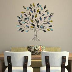 The 55 best Wall Decor Tree Tree House Decor, Tree Wall Decor, Home Decor Wall Art, Room Decor, Wall Decorations, Room Art, Metal Tree Wall Art, Metal Wall Decor, Diy Wall Art