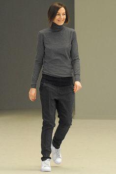 wearing Céline