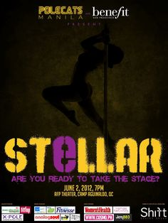 Polecats Manila: Stellar 2 - Recital Philippine premier school for pole dancing Stellar 2 - The Polecats Manila Recital Are You Ready To Take The Stage? Raw Photo, Fitflop, Recital, Pole Dancing, Manila, Movie Tv, Tv Series, Blogging, Weird