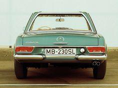 Mercedes-Benz 230SL (W113) by Auto Clasico, via Flickr