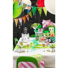 IKEA Party Supplies...Cute & Inexpensive!