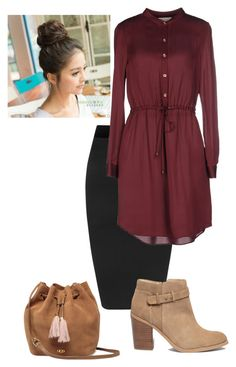 """Untitled #27"" by raemarie19 on Polyvore featuring WearAll, MICHAEL Michael Kors, Sole Society and UGG"