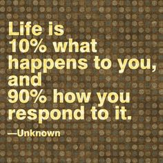 Life is... #quote
