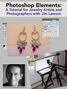 Photoshop Elements: A Tutorial for Jewelry Artists and Photographers - Jewelry Making Daily - Blogs - Jewelry Making Daily