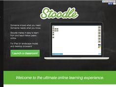 Stoodle, créer un tableau blanc collaboratif en ligne