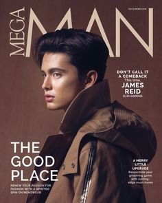 Word of mouth—that& just about how most people know James Reid. Since joining Pinoy Big Brother, his life has been under the scrutiny of the whole world. Every move, every Nadine Lustre Makeup, Emmalyn Estrada, James Reid Wallpaper, Anne Curtis Smith, Kelsey Merritt, Movie Talk, Actor James, Jadine, Handsome Faces