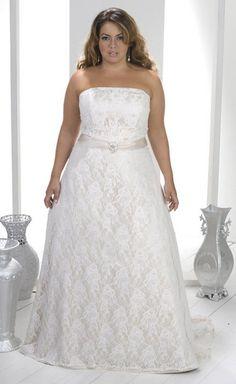 lo ultimo en vestidos de novia para gorditas